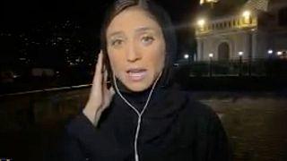 Anelise Borges, enviada especial de Euronews en Kabul, Afaganistán.