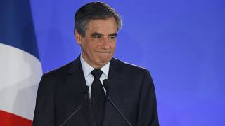 François Fillon was convicted in 2020 after a separate 'fake jobs' scandal.