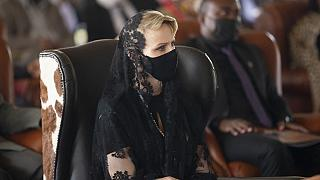 South Africa: Princess Charlene of Monaco 'stable' after fainting and hospitalization