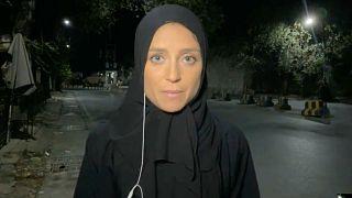 Aa enviada especial Anelise Borges em Cabul, Afeganistão