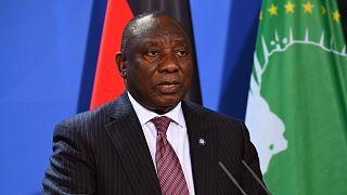 Afrique du Sud : Cyril Ramaphosa revient sur les émeutes de juillet