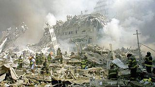ABD'de 11 Eylül 2001'deki terör saldırılarında 4 yolcu uçağı kaçırılmış, uçaklardan ikisi İkiz Kuleler'e çarpmıştı.