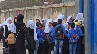 Επιστρέφουν τα παιδιά στο σχολείο στο Αφγανιστάν