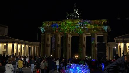 Berlin celebrates the Festival of Lights
