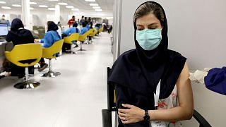 واکسیناسینون کرونا در ایران
