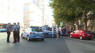 Bandenkrieg: Schüsse auf offener Straße in Triest