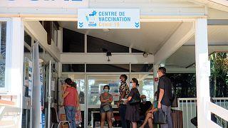 Fransa'nın denizaşırı toprağı Yeni Kaledonya