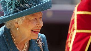 İngiltere Kraliçesi II. Elizabeth