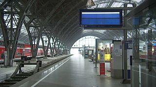 Grève : les conducteurs allemands de train réclament une hausse des salaires