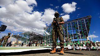 السعودية نيوز |      السعودية تعلن إحباط هجوم صاروخي وإصابة طفلين في الدمام