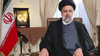 İran Cumhurbaşkanı İbrahim Reisi.