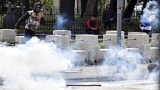 Σοβαρά επειδόδια κατά την ενθρόνιση νέου μητροπολίτη στο Μαυροβούνιο