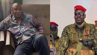 Guinea soldiers say president 'taken' and govt 'dissolved'