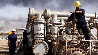 صنعت نفت عراق