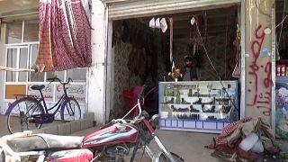 Bőséges a kínálat az afganisztáni fegyverboltokban