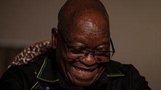 Afrique du Sud : Jacob Zuma en liberté conditionnelle