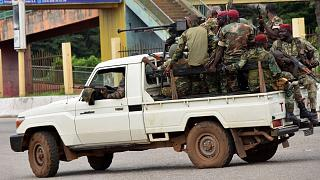 کودتای نظامیان در گینه