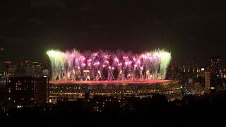 شاهد: حفل ختام الألعاب البارالمبية في طوكيو