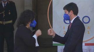 a G20 egészséügyi miniszterei Rómában