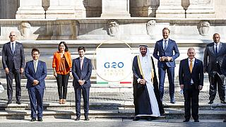 """G20 arbeiten an """"Pakt von Rom"""": Impfstoff für alle weltweit"""