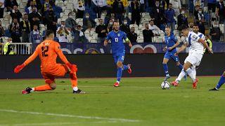 Το γκολ της Εθνικής Ελλάδας