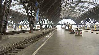 Sciopero dei treni in Germania