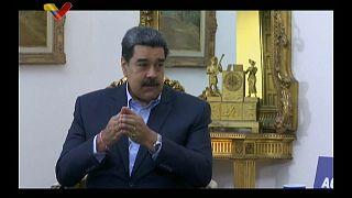 """El presidente de Venezuela, Nicolás Maduro calificó a la oposición de """"bandidos y delincuentes"""""""