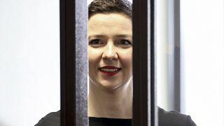 Alla dissidente bielorussa Maria Kolesnikova il premio Vaclav Havel