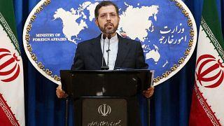 سعید خطیبزاده سخنگوی وزارت خارجه ایران