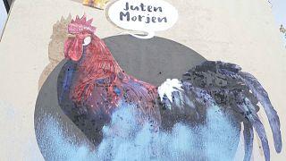 مهرجان برلين للرسم على الجدران