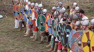 Viking csata áldozatok nélkül
