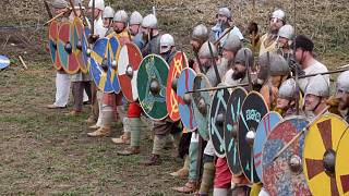 Festival reenacts everyday lives of the Vikings