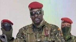Guinea coup chief vows 'union' govt, no 'witch hunt'