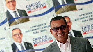 Sao Tomé-et-Principe : Carlos Vila Nova élu président