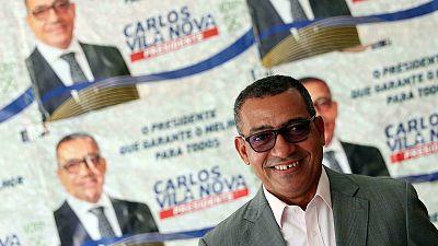 Opposition candidate Carlos Vila Nova wins Sao Tome presidency: partial results