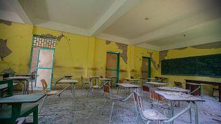 Encore sinistrée, Haïti affronte la rentrée des classes