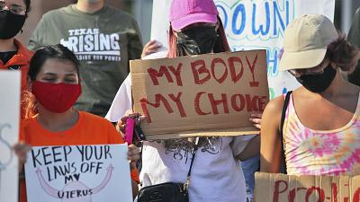 Texas law SB8 restricts access to abortion in the state and enables private citizens to sue in cases where a termination  is suspected to have been carried out.