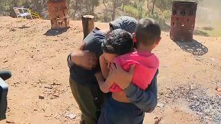 Avustralya'da üç yaşındaki çocuk, kaybolduktan 3 gün sonra ormanda bulundu