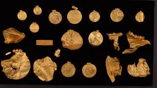 The gold haul is one of the biggest every found in Denmark