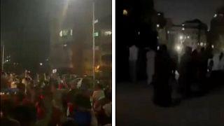 اعتراضهای شبانه در کابل