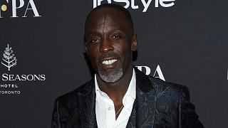 In this Saturday, Sept. 8, 2018, file photo, actor Michael K. Williams attends the Hollywood Foreign Press Association/InStyle party in Toronto.