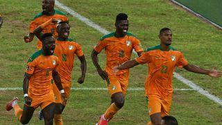 Haller stars as Ivory Coast trump Cameroon