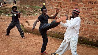 Ouganda : le kung fu, une passion familiale