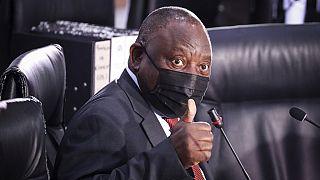 Afrique du Sud : Ramaphosa salue la liberté conditionnelle de Jacob Zuma
