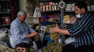 Mercato a Istanbul