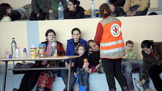 Avrupa'ya gelen Suriyeli düzensiz göçmenler