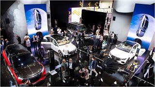 IAA-Eröffnung: Autobauer fordern Zusagen von der Politik
