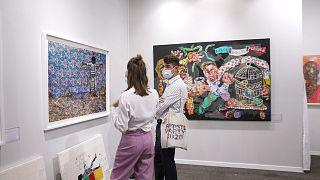 Art Paris 2021: встреча с искусством после затянувшейся паузы