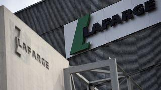 مقر شركة الاسمنت الفرنسية لافارج في باريس.