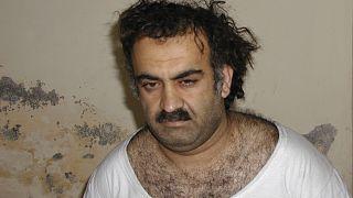 Халид Шейх Мохаммед, обвиняемый в планировании терактов 11 сентября 2001